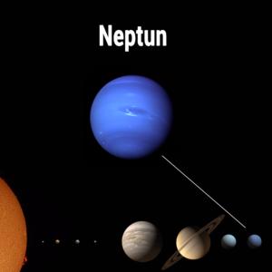 Neptun-im-Sonnensystem