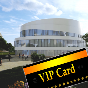 VIP-Paket-Eröffnung